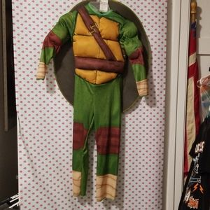 Teenage Mutant Ninja Turtles costume, S, W shell